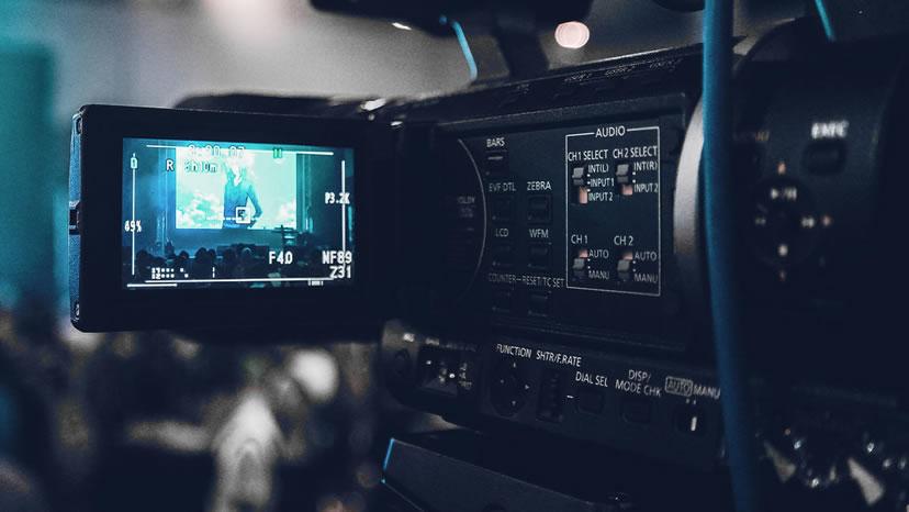 Vamos falar de câmeras para transmissões ao vivo?