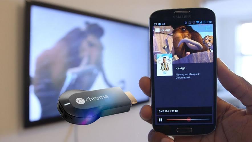 Iniciamos os testes de integração com o Chromecast e AirPlay
