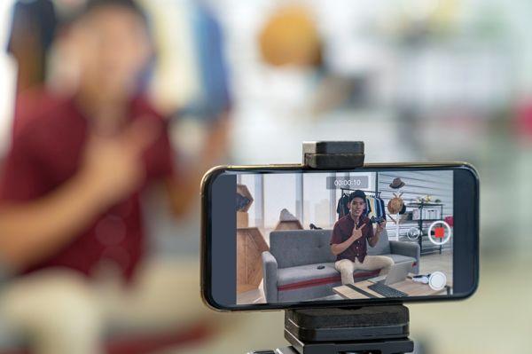 Cenários de vídeos: 5 truques para montar o seu