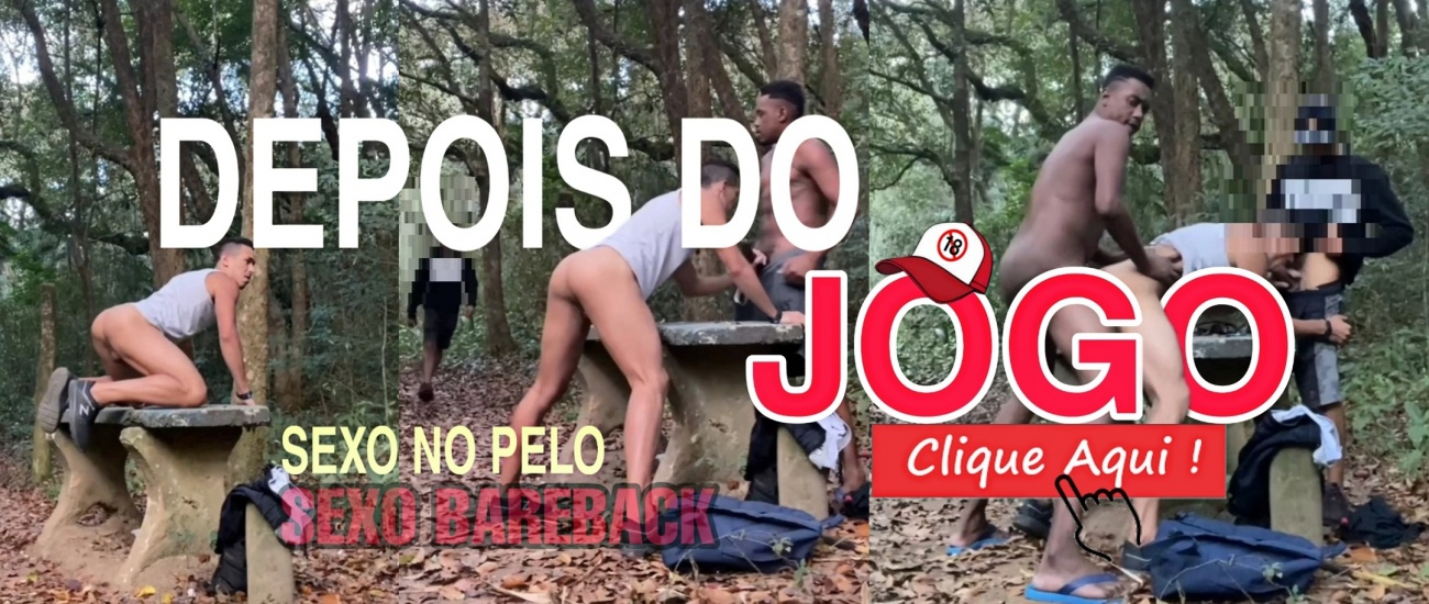 DEPOIS DO JOGO