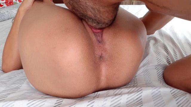 Chupada na buceta'Orgasmo