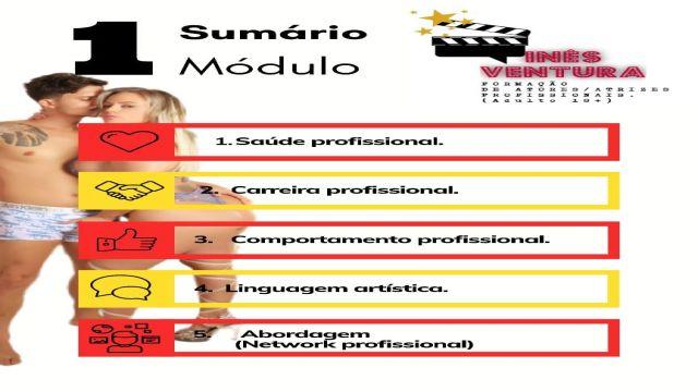 1 módulo curso online