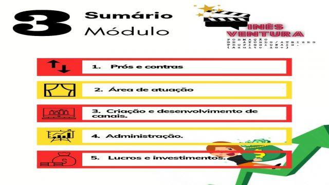 Módulo 3 curso online